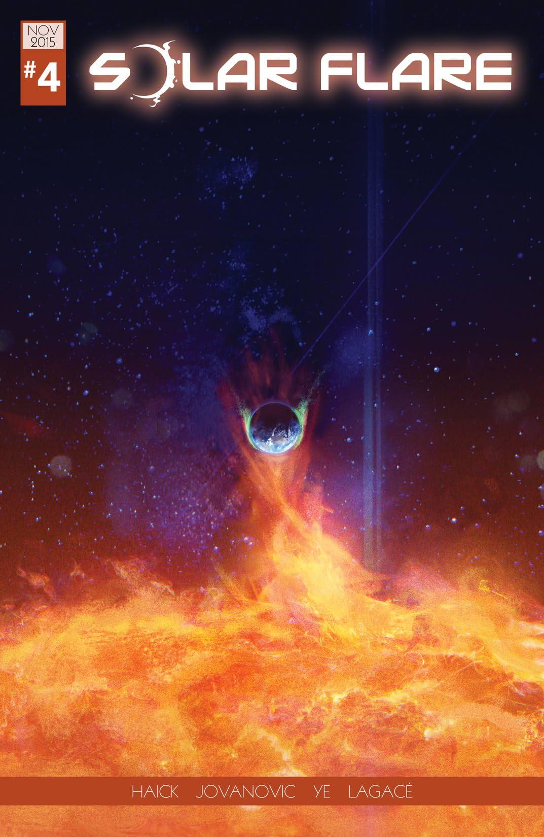 Solar Flare #4