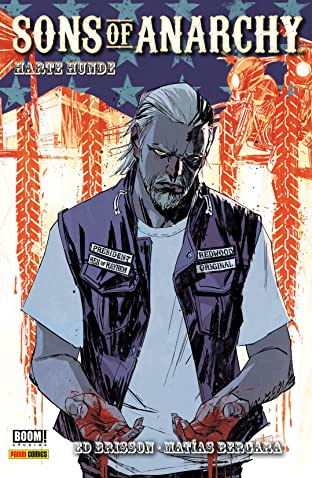 Sons of Anarchy Vol. 4: Harte Hunde