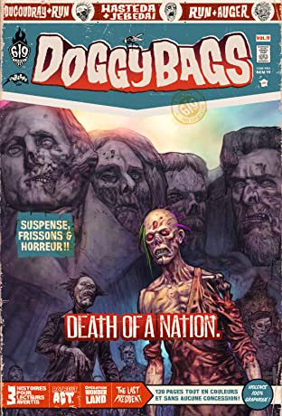 DoggyBags Tome 9: Death of a nation