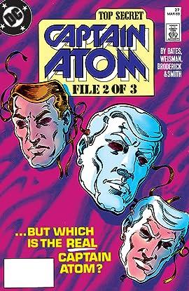 Captain Atom (1986-1991) #27