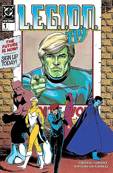 L.E.G.I.O.N. (1989-1994) #1