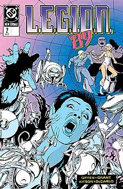 L.E.G.I.O.N. (1989-1994) No.2
