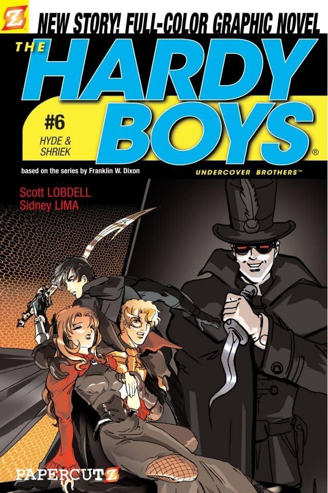The Hardy Boys Vol. 6: Hyde & Shreik Preview