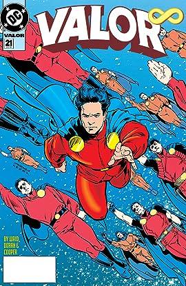 Valor (1992-1994) #21