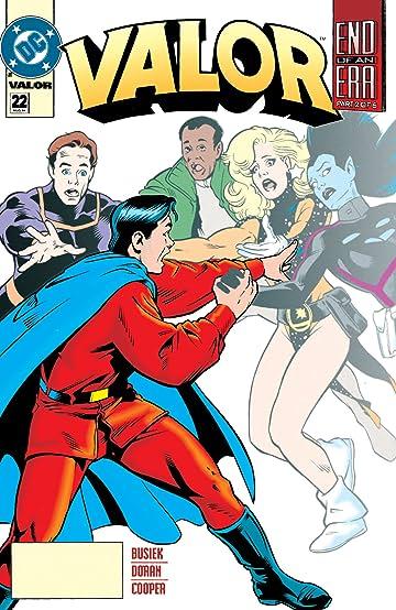 Valor (1992-1994) #22