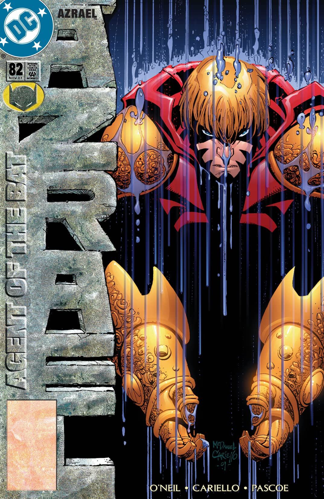 Azrael: Agent of the Bat (1995-2003) #82