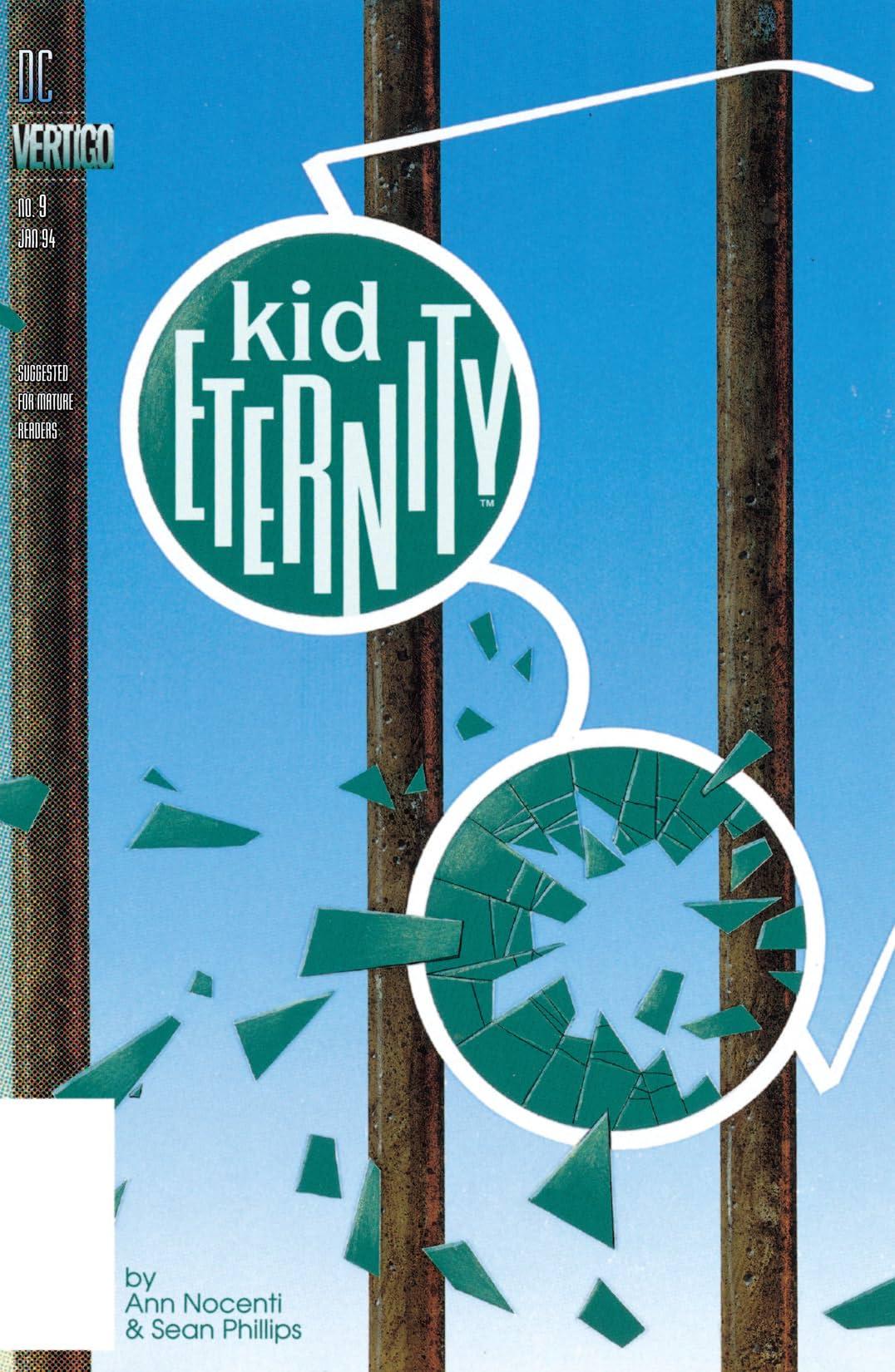 Kid Eternity (1993-1994) #9