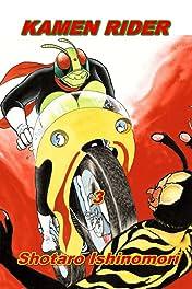 Kamen Rider Vol. 3: Preview