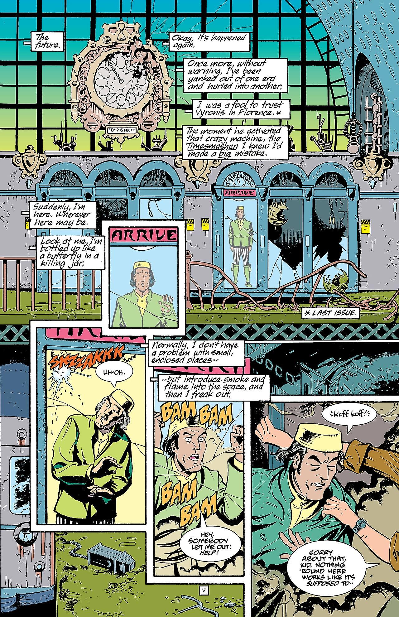 Chronos (1998-1999) #4