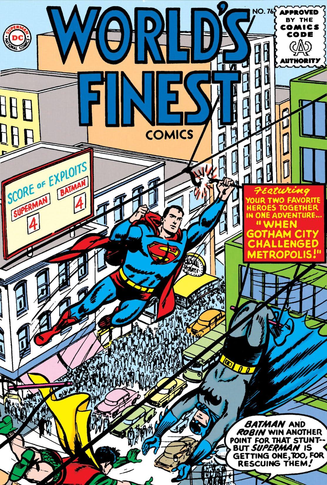 World's Finest Comics (1941-1986) #76