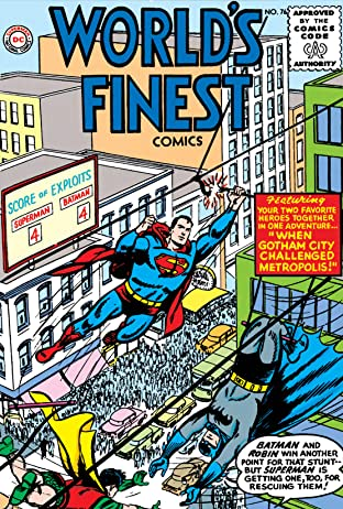 World's Finest Comics (1941-1986) #76