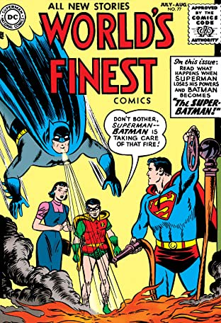 World's Finest Comics (1941-1986) #77