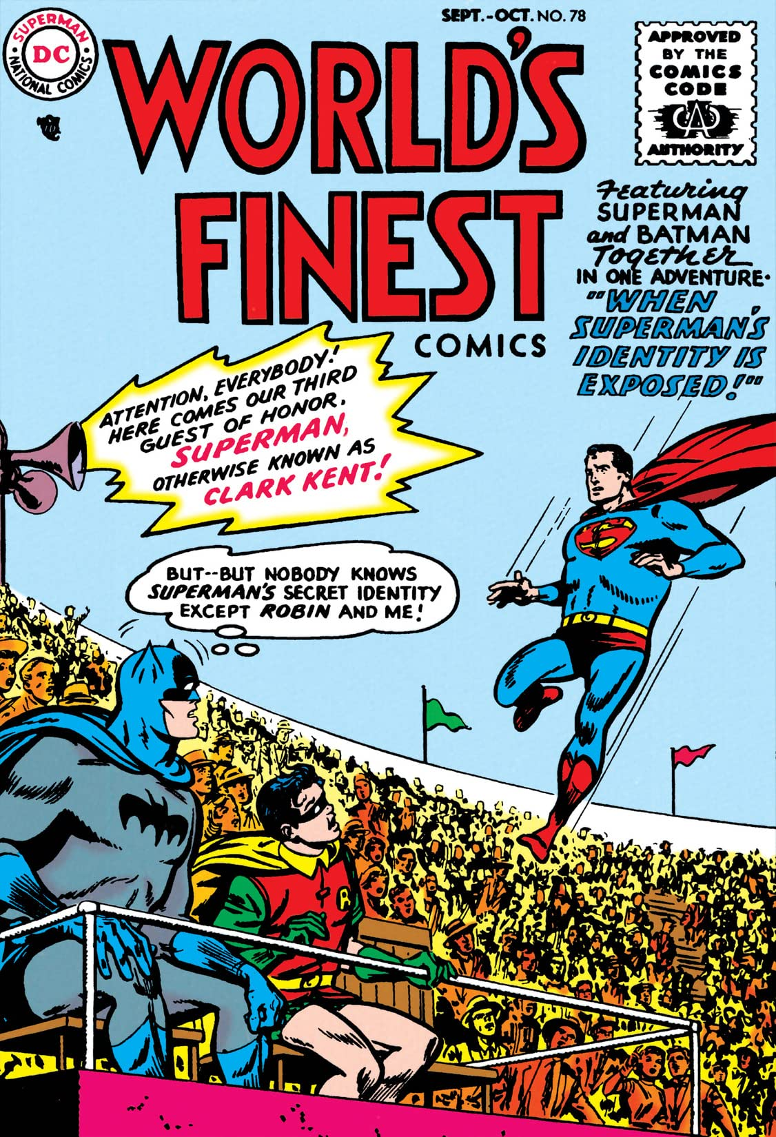 World's Finest Comics (1941-1986) #78
