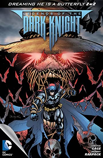 Legends of the Dark Knight (2012-2015) #26