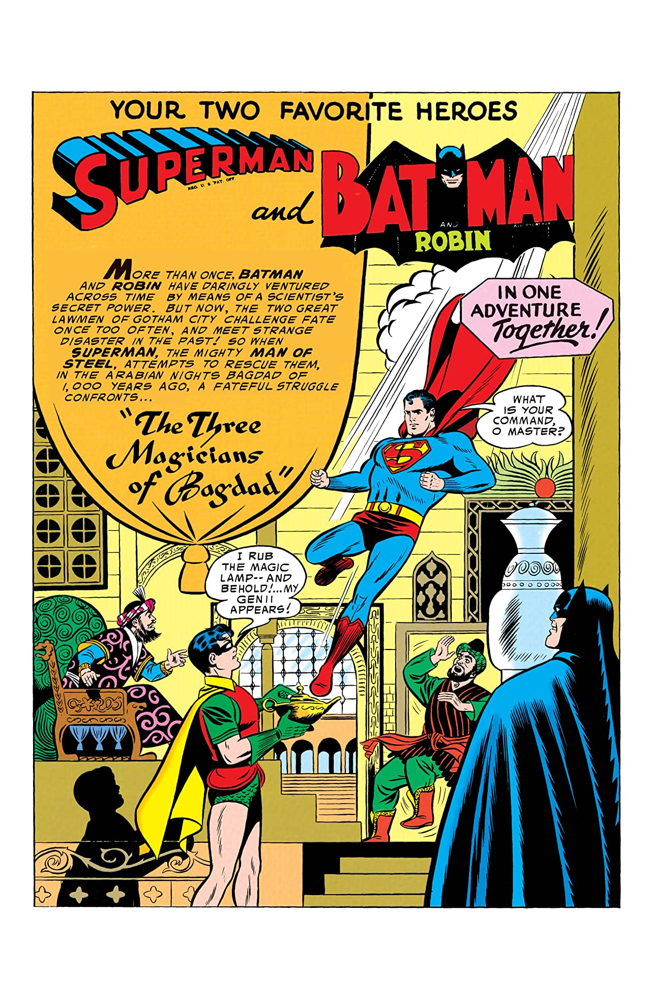 World's Finest Comics (1941-1986) #79
