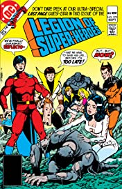 Legion of Super-Heroes (1980-1985) #279