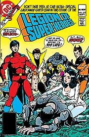 Legion of Super-Heroes (1980-1985) #279