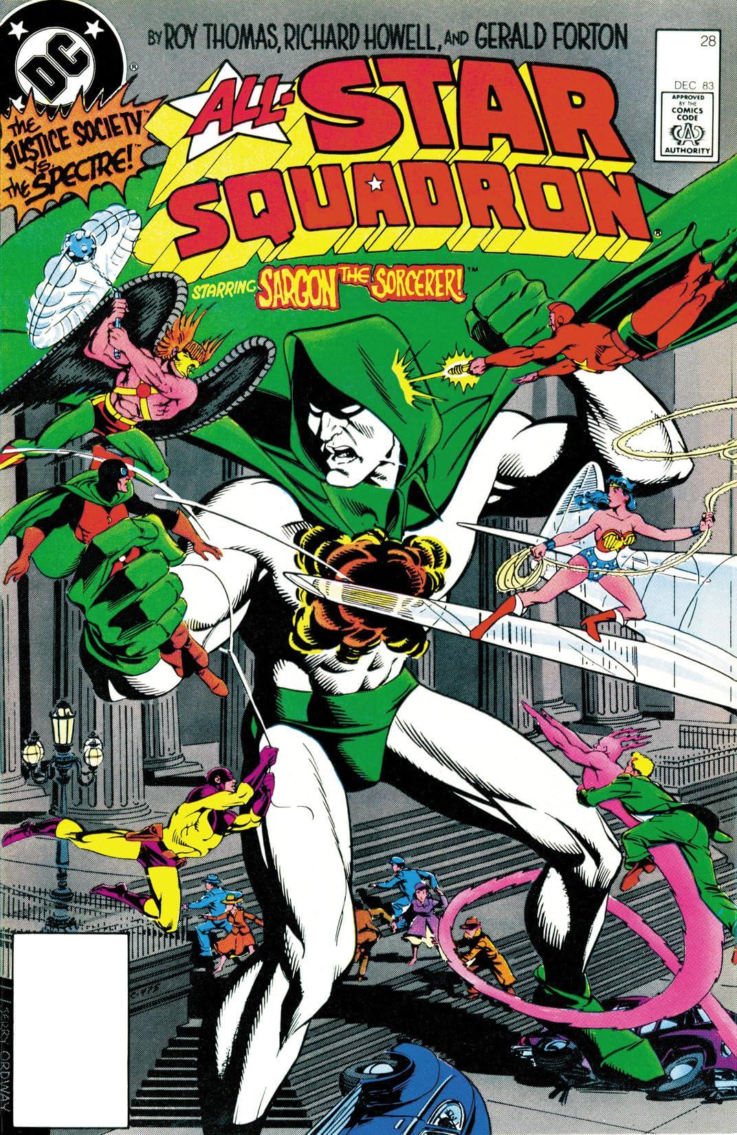 All-Star Squadron (1981-1987) #28