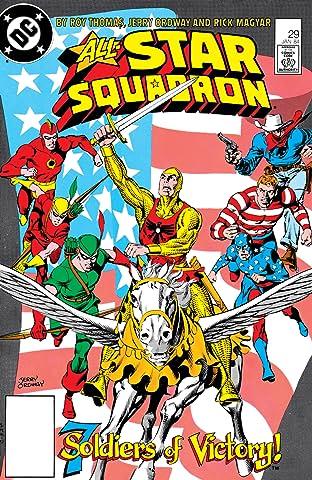 All-Star Squadron (1981-1987) #29