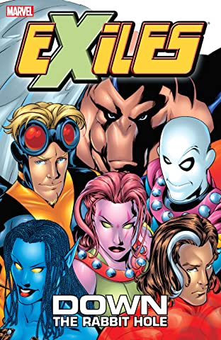 Exiles Tome 1: Down the Rabbit Hole