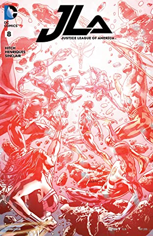 Justice League of America (2015-2016) #8