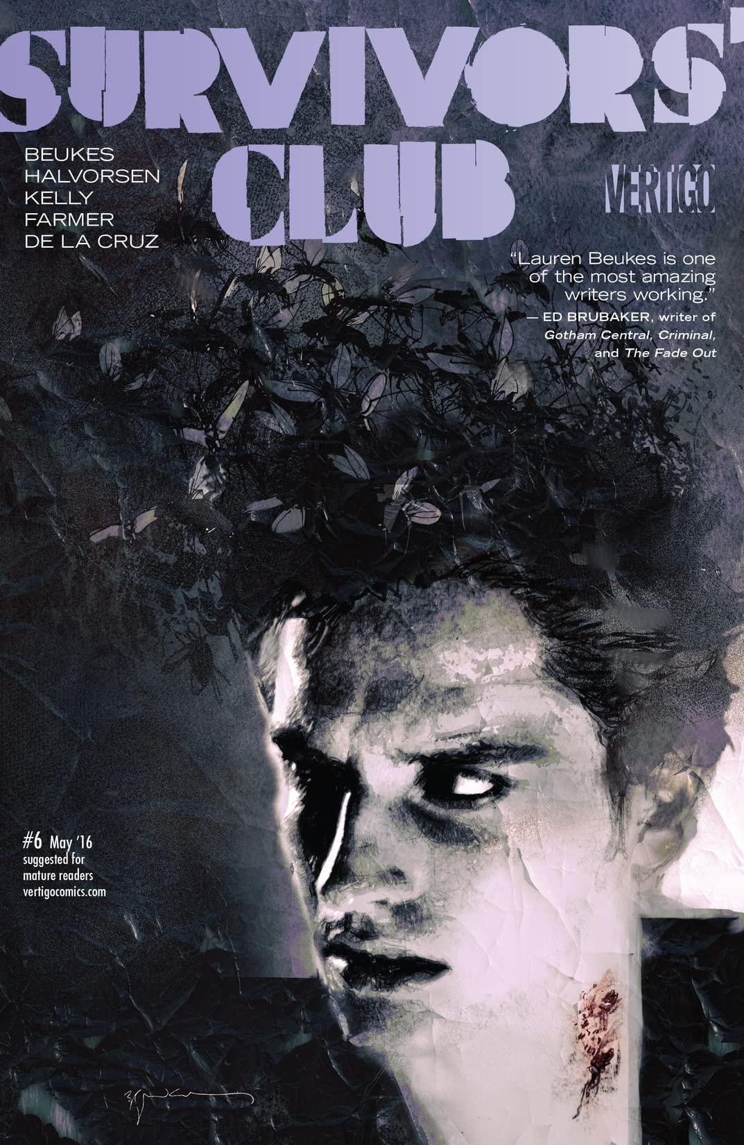 Survivors' Club (2015-2016) #6