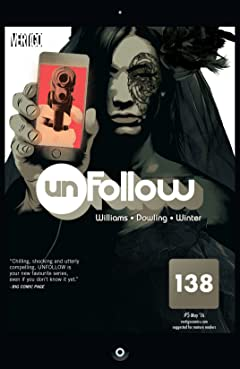 Unfollow (2015-2017) No.5