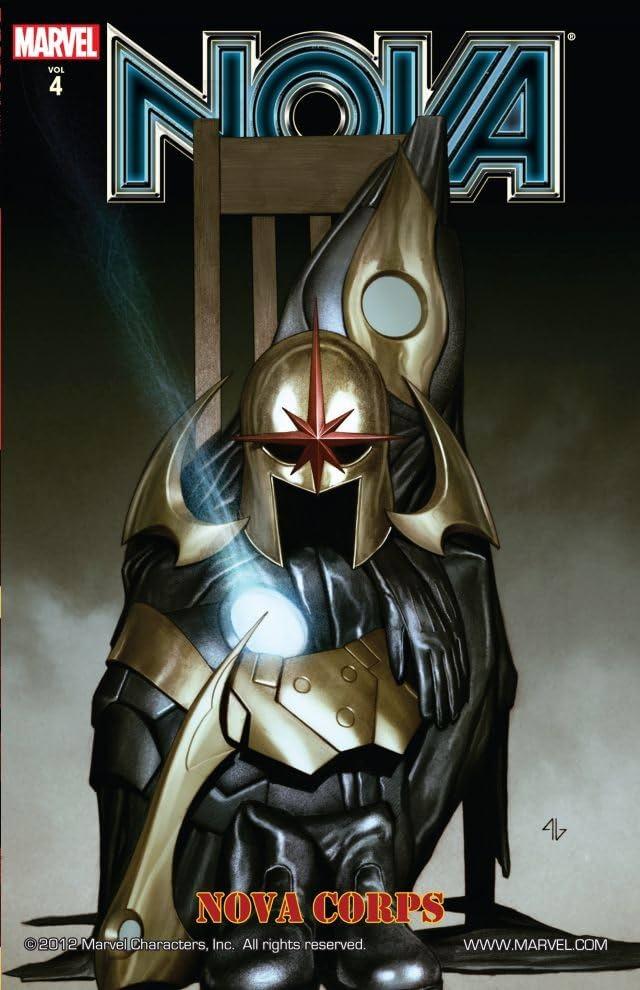 Nova Tome 4: Nova Corps