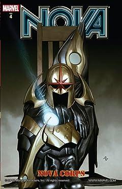 Nova Vol. 4: Nova Corps