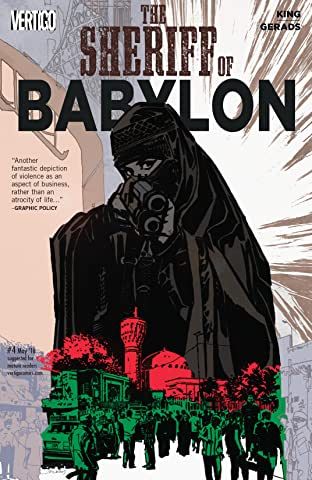Sheriff of Babylon (2015-2016) #4