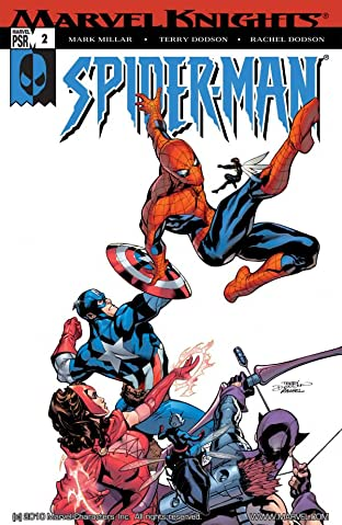 Marvel Knights Spider-Man (2004-2006) #2