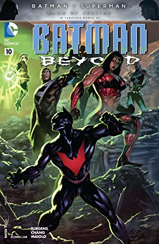 Batman Beyond (2015-2016) No.10