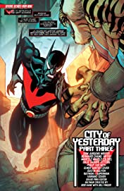 Batman Beyond (2015-2016) #10