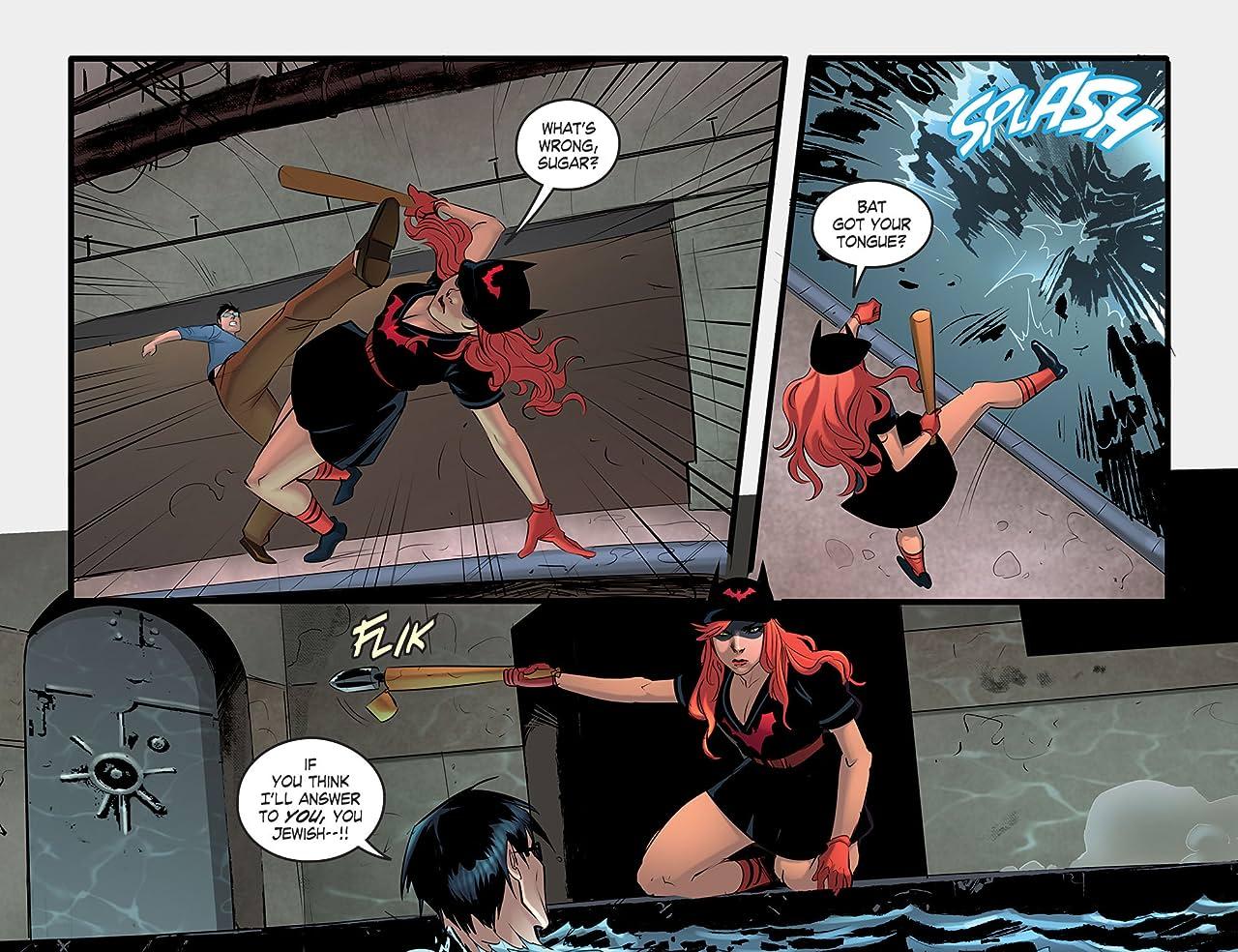 DC Comics: Bombshells (2015-2017) #33