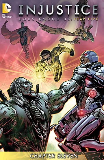 Injustice: Gods Among Us: Year Five (2015-2016) #11