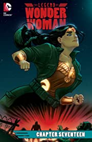 The Legend of Wonder Woman (2015-2016) #17