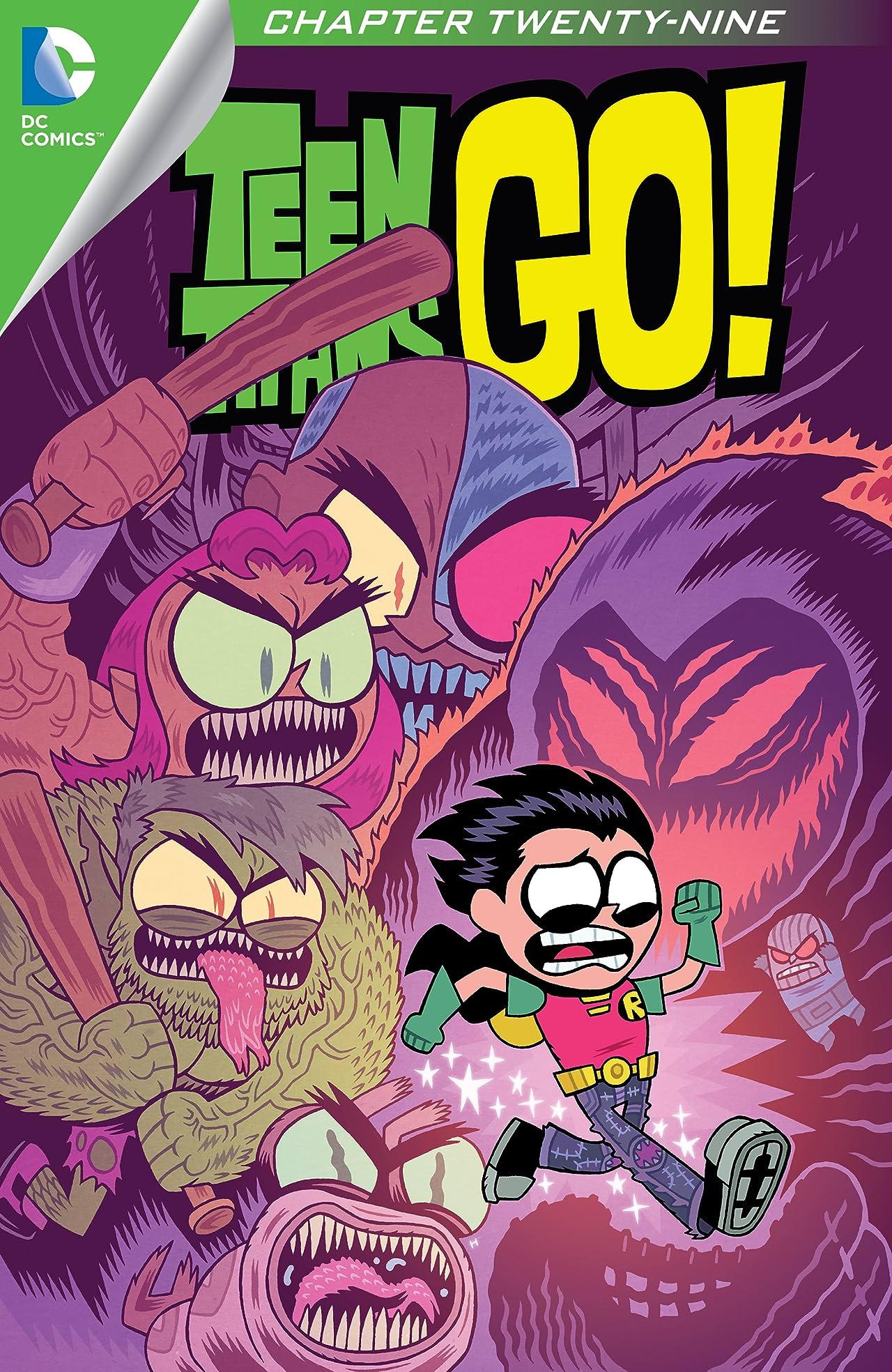 Teen Titans Go! (2013-) #29