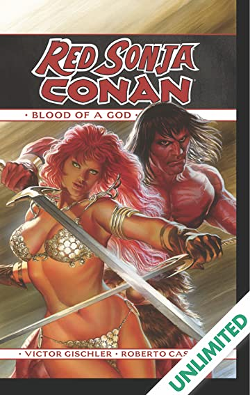 Red Sonja/Conan: The Blood of a God