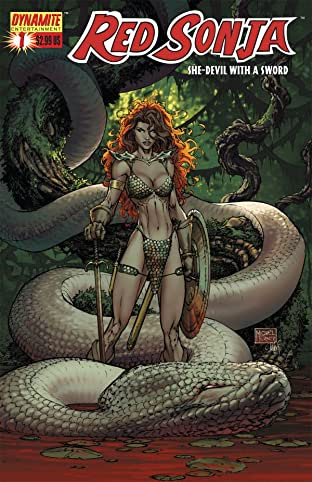 Red Sonja: She-Devil With a Sword No.1
