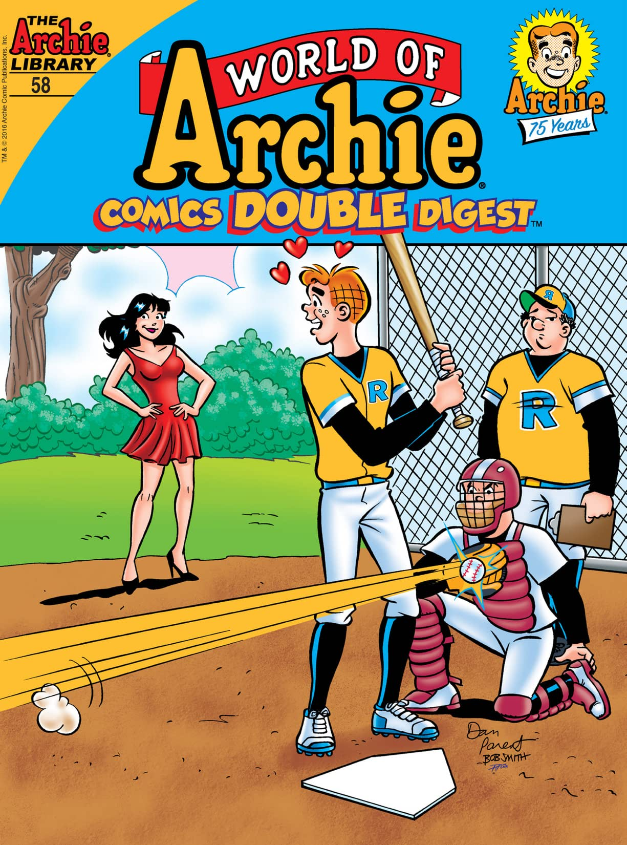 World of Archie Comics Double Digest #58