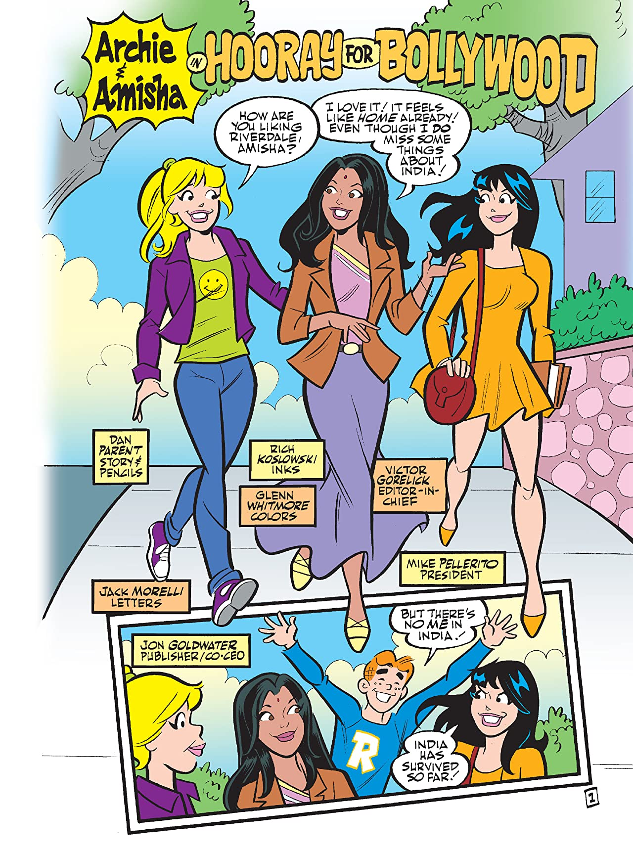 Betty & Veronica Comics Double Digest #243