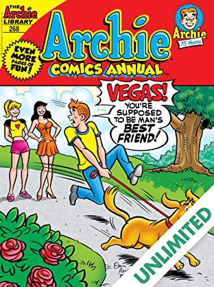 Archie Comics Double Digest #268