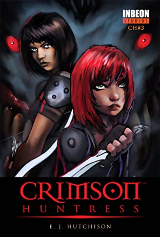 Crimson Huntress #3