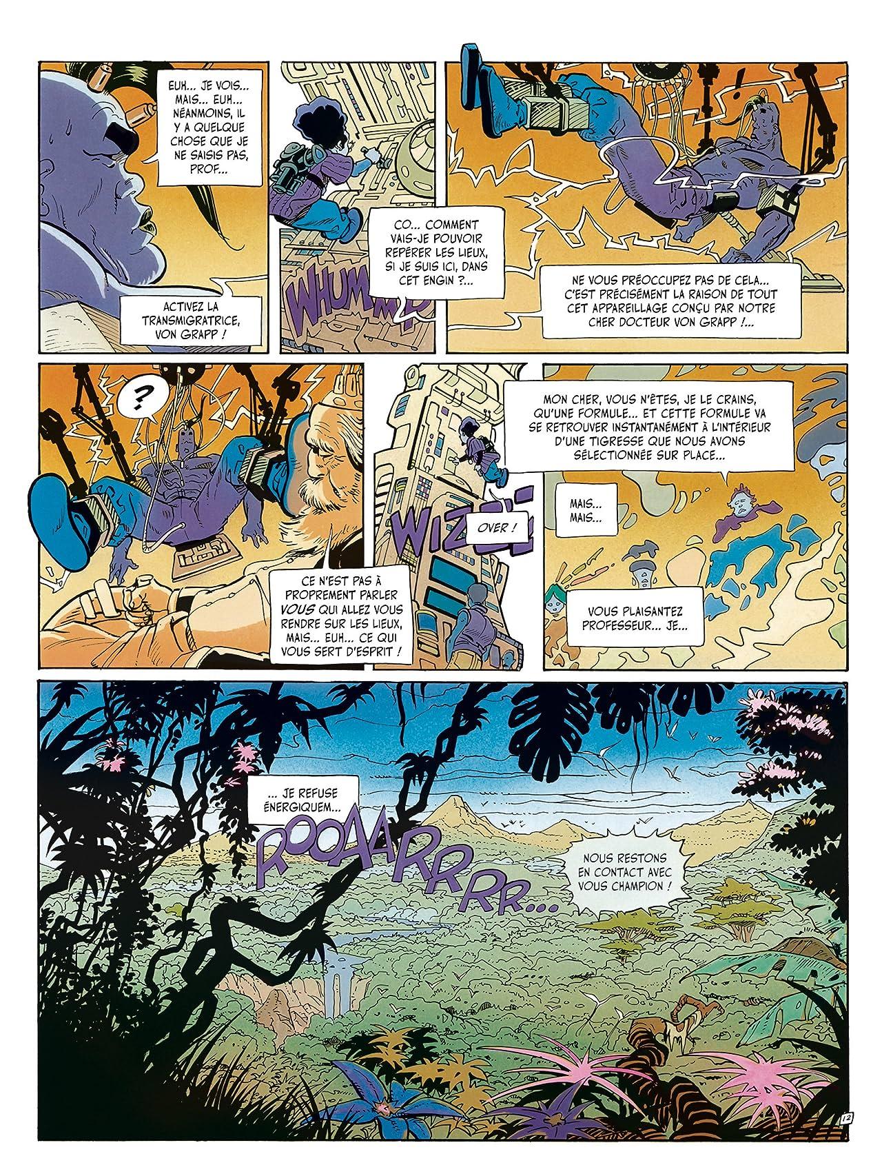 Anibal Cinq Vol. 2: Chair d'Orchidée pour le Cyborg