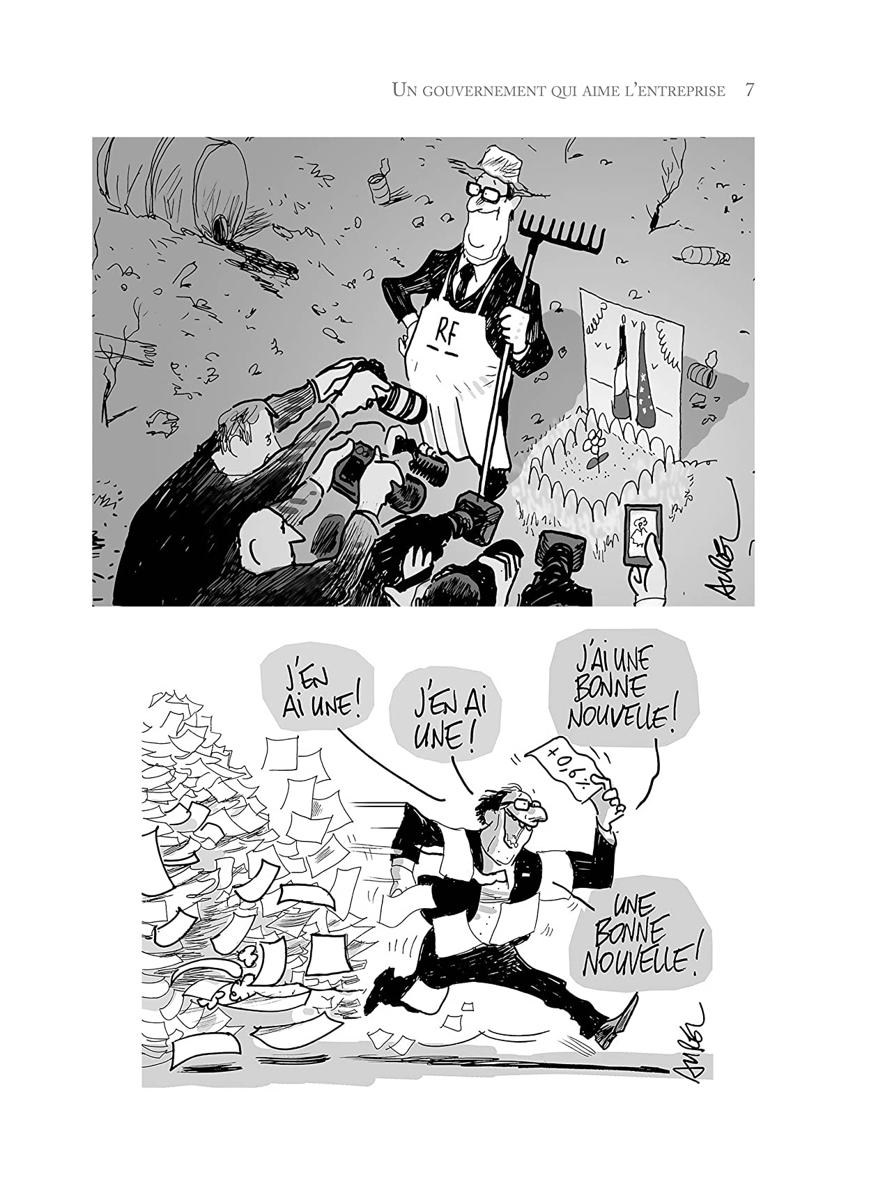 La Droite complexée
