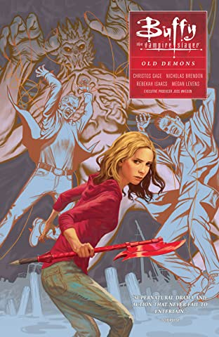 Buffy the Vampire Slayer: Season 10 Vol. 4: Old Demons