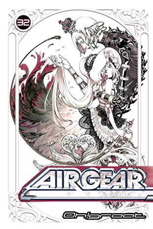 Air Gear Vol. 32