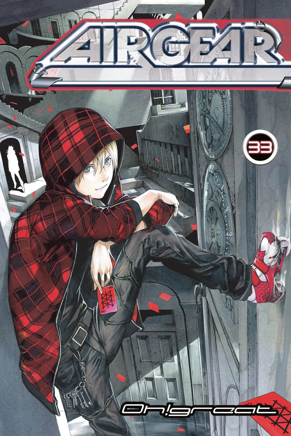 Air Gear Vol. 33