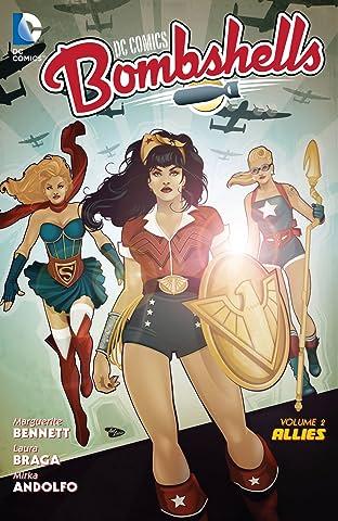 DC Comics: Bombshells (2015-2017) Tome 2: Allies