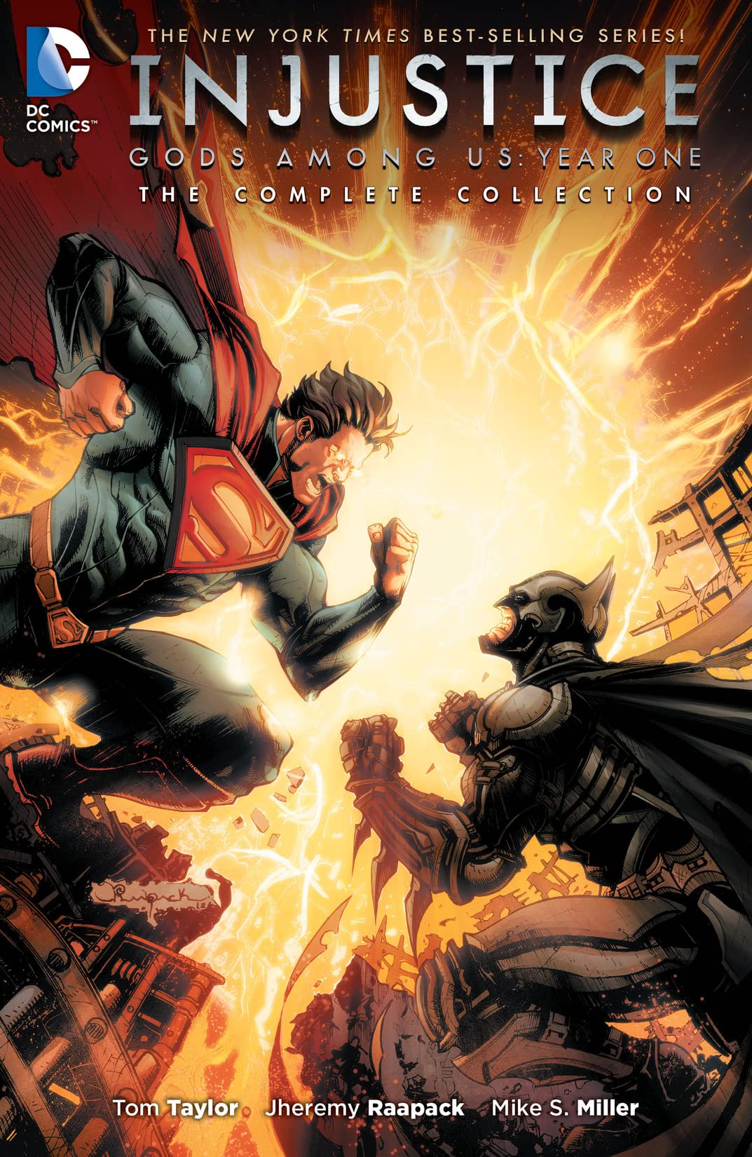 Injustice: Gods Among Us: Year One - The Complete Collection